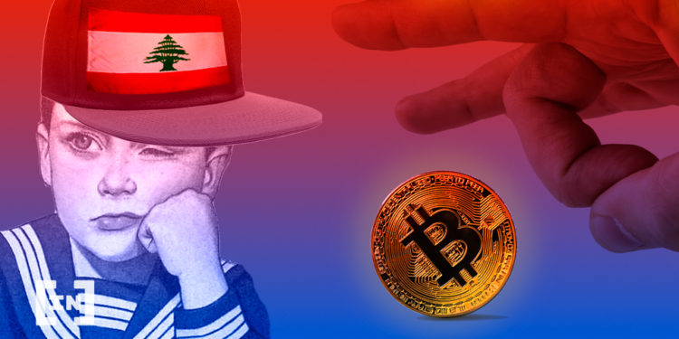 Bitcoin Highlighted as Lebanese Banks on Brink of Insolvency