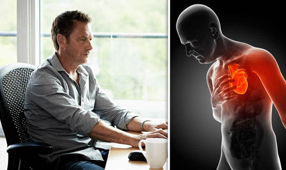 Sitting too long may raise heart disease risk, new study